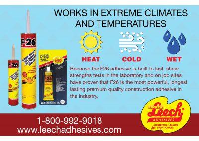 Leech Ad Print