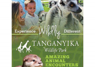 TWP Ad Amazing Animal Encounters