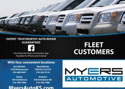Myers Brochure Fleet