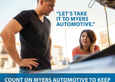 Myers Mailer Ad